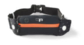 UP6510 titan runners waist pack - orange