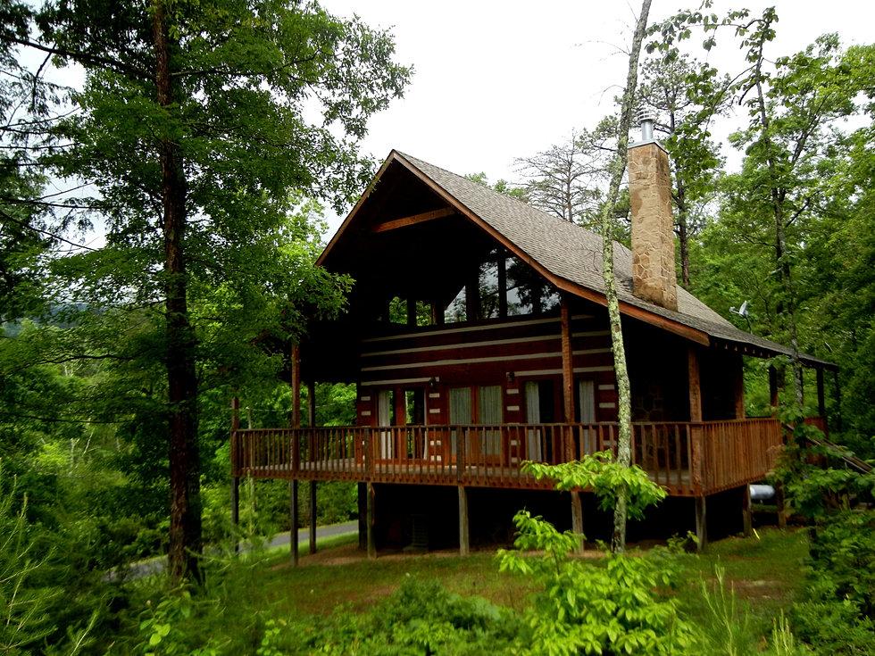 Dodgen Log Cabin Rentals