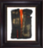 Bernard DUVERT - Sans Titre - Acrylique et pastel gras sur papier - SBG - 65 x 50 cm - 2015 - 2015191