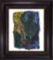 Bernard DUVERT - Sans Titre - Pastel gras sur papier - SBG - 65 x 50 cm - 2015 - 2015331