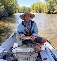 Guided Float Fly Fishing