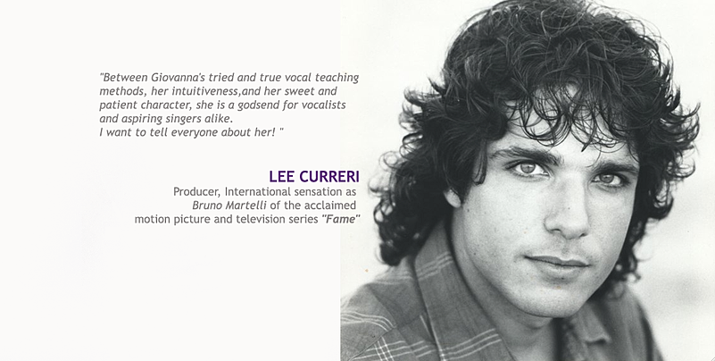 lee curreri youtube