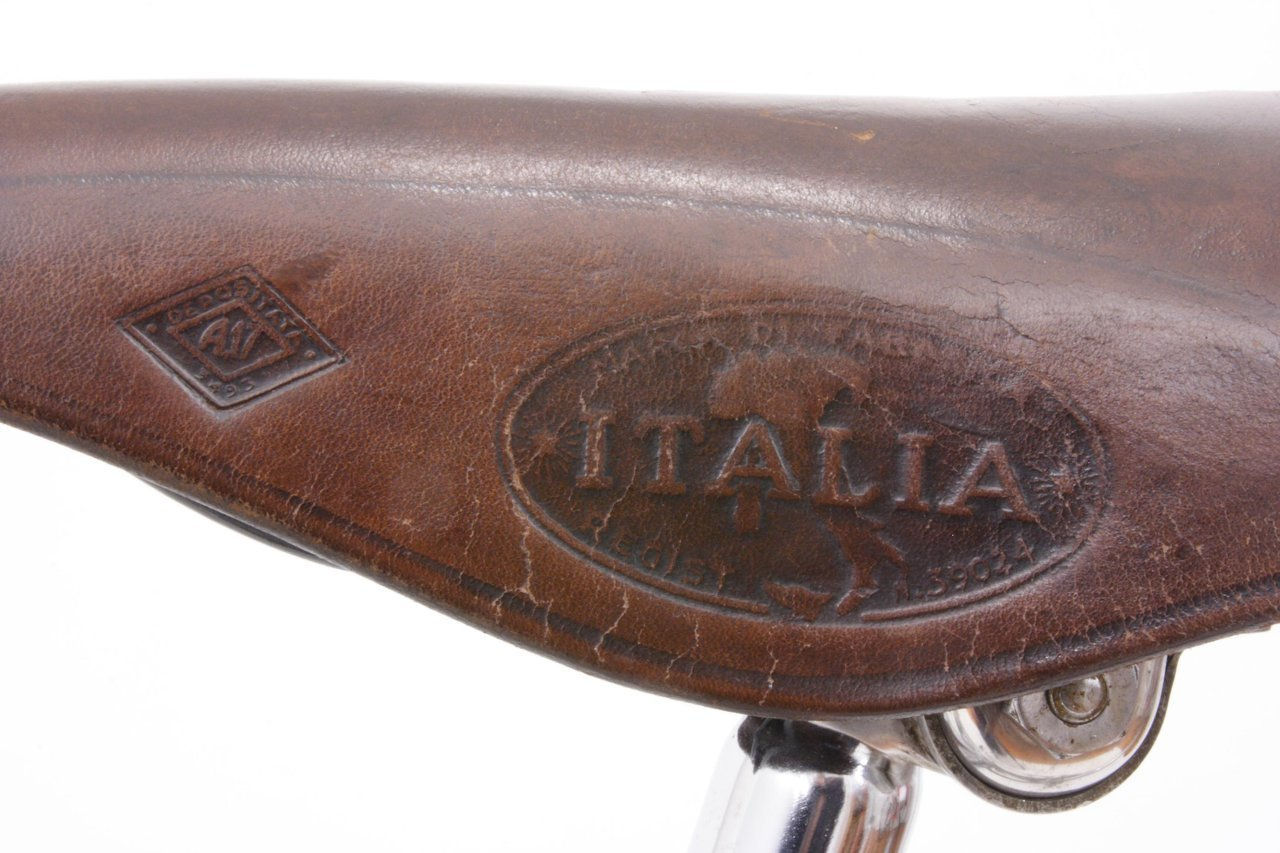 gloria close up of saddle markings