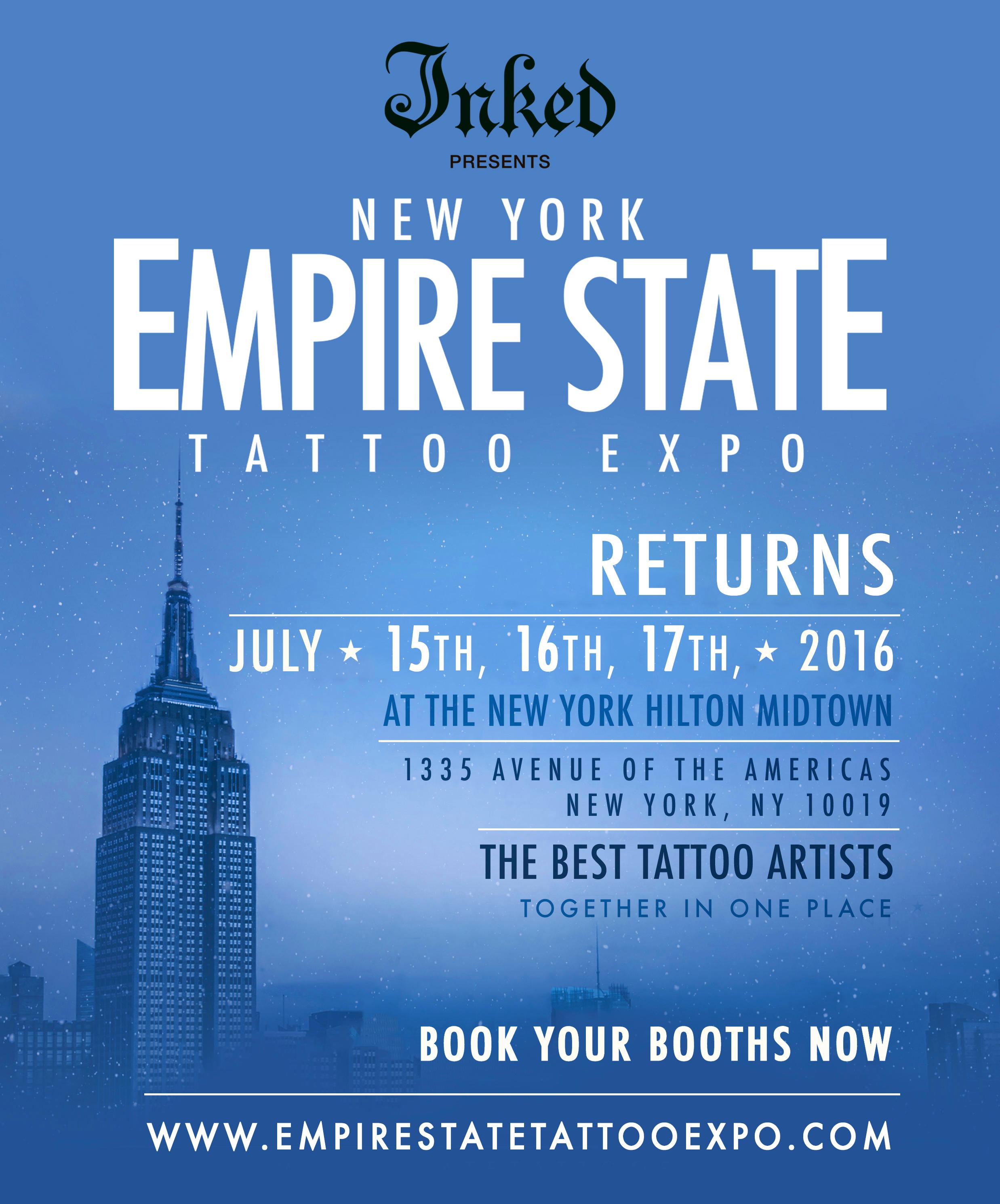 tattoo convention manhattan ny empire state tattoo expo