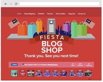 Fiesta Blogshop