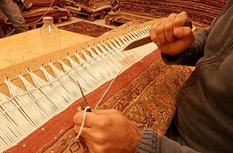 Restauraci n de alfombras reparaci n de alfombras madrid for Restauracion alfombras persas