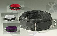 Leather Bondage Collars