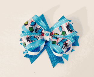 Cat in the Hat Boutique Hair Bow.png