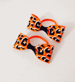 Orange Bow Zebra Print Headband.png
