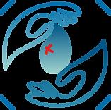 Logo medecin finalise mains en  tracés