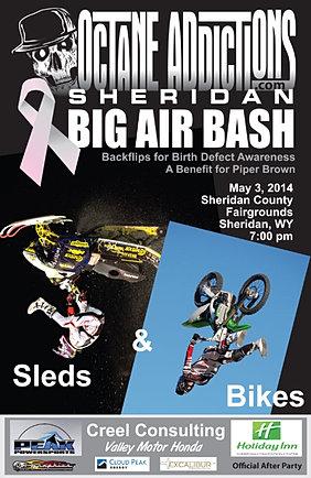 Sheridan Big Air Bash