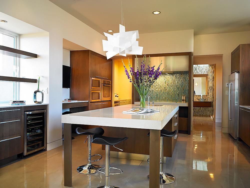 Albuquerque modern homes albuquerque contemporary homes for Modern homes llc