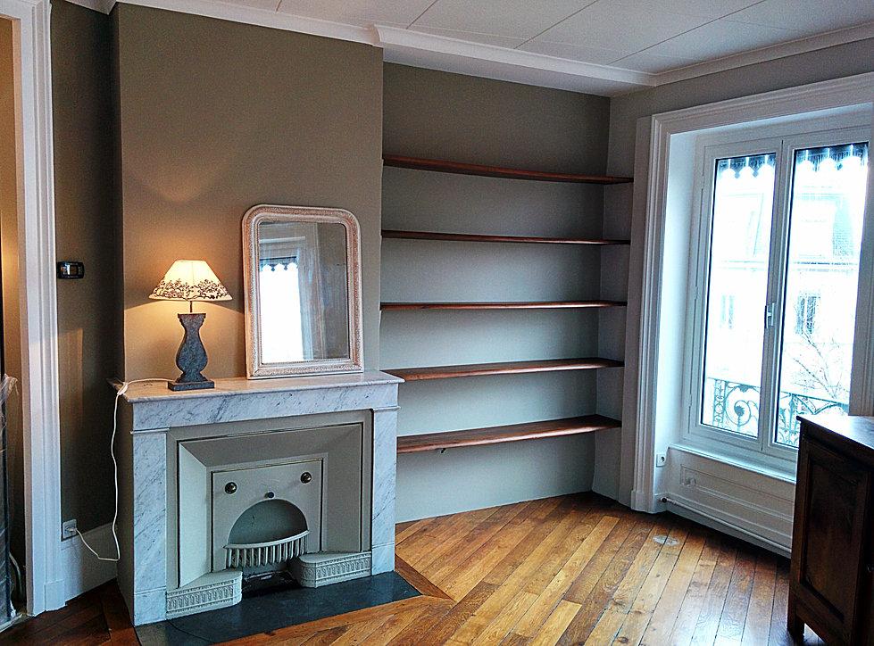 vert nuance entreprise peinture lyon r novation d g t des eaux. Black Bedroom Furniture Sets. Home Design Ideas