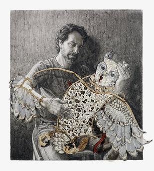 Mirror Shards: Tim / Owl