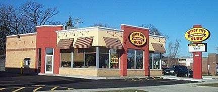Fast food restaurant buildings - photo#11