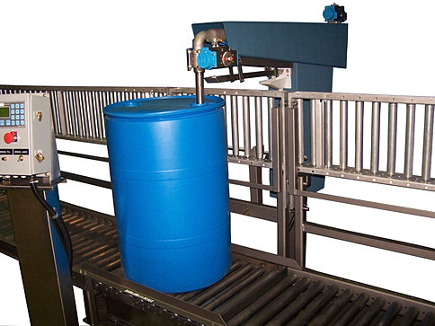Net Weight Filling And Material Handling Equipment Data