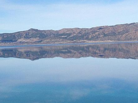 salda göl burdur lake derin göl mars