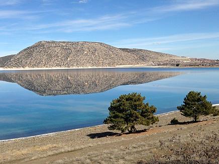 salda göl burdur lake mars enderin temiz