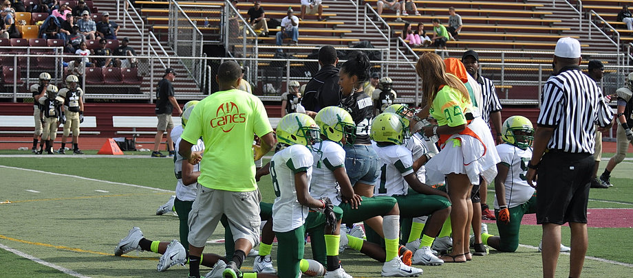 Staten Island Hurricanes Youth Football Team