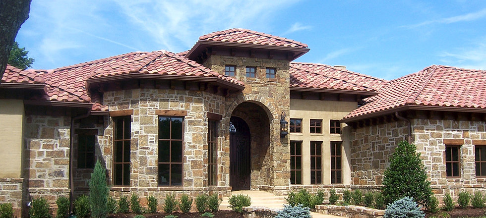 Oak Leaf Custom Homes Oklahoma City Home Builder Homes