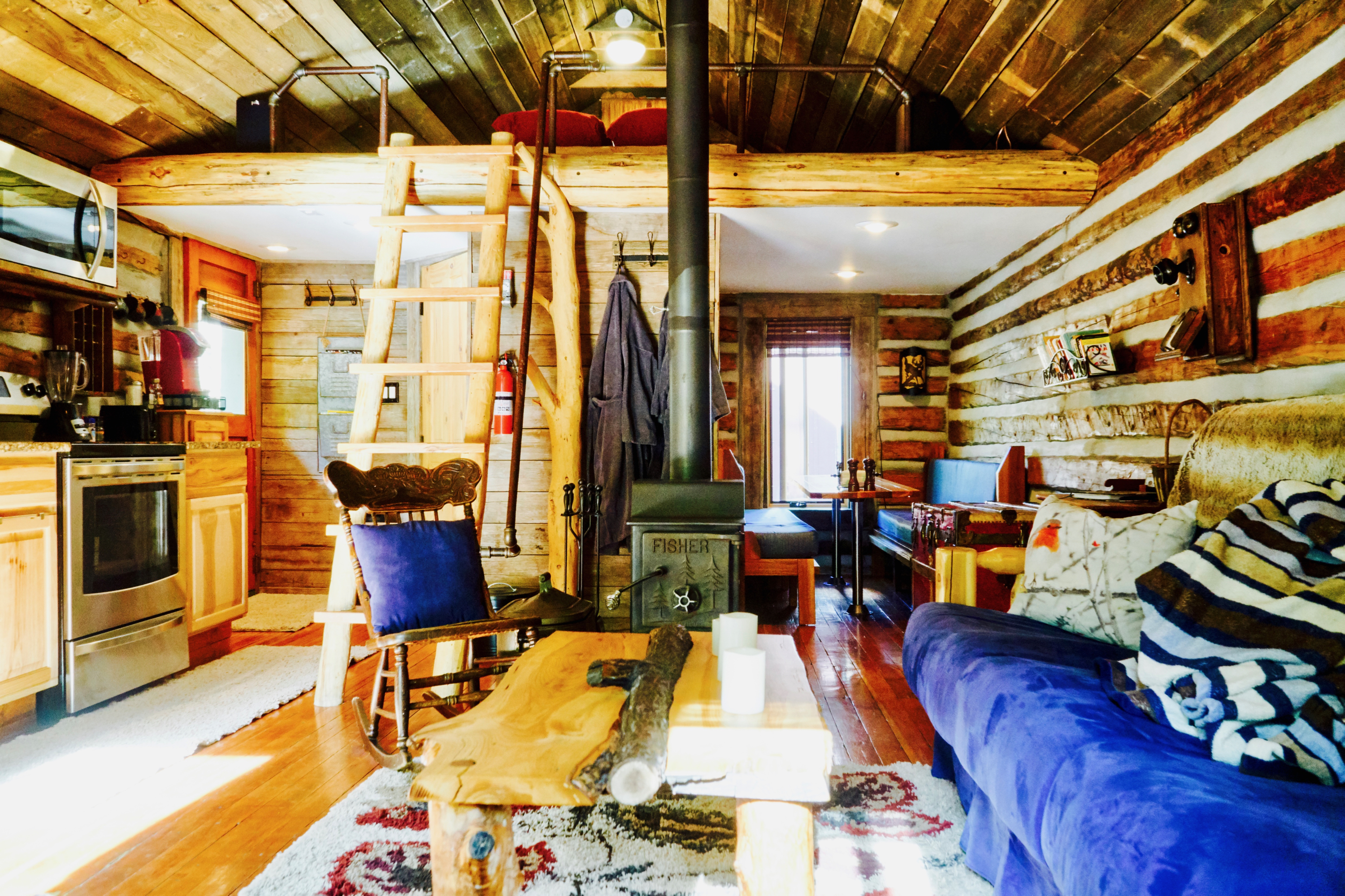 cabin fall elegant about springs respond with for accommodations dunton glamping alpine providing rustically stories and glamorous com hot their cresto echo cabins by setting featured to guests ranch majestic cozy