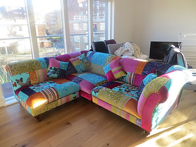patchwork sofas 5 awesome patchwork sofas for a boho living room cute furniture thesofa. Black Bedroom Furniture Sets. Home Design Ideas