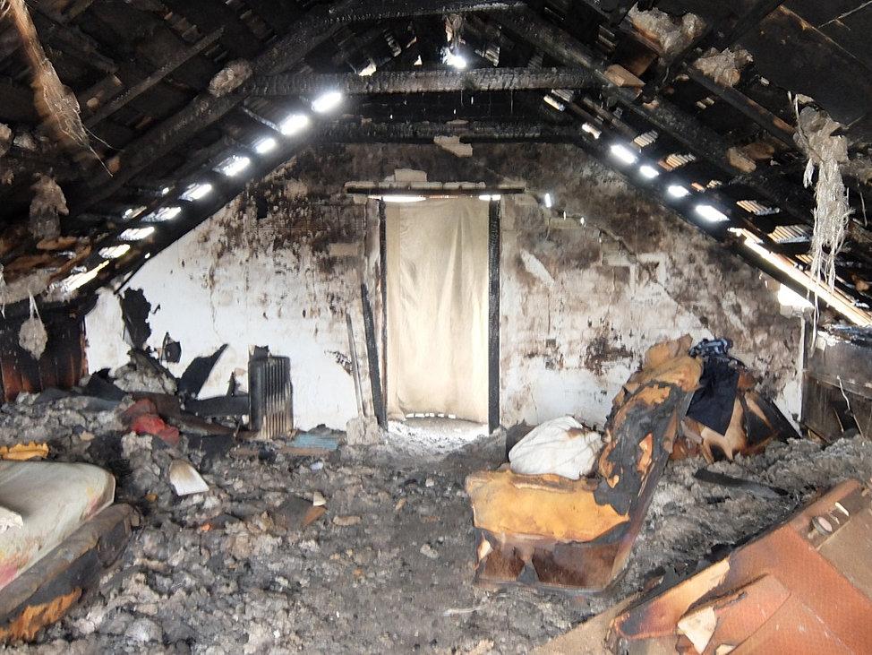 отчет об оценке ущерба при пожаре образец