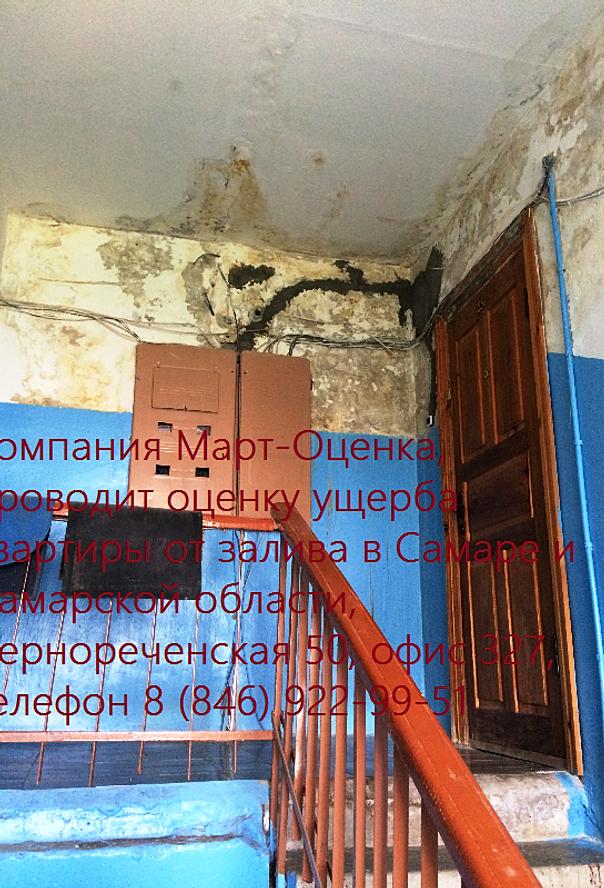 затопили квартиру какой ущерб оплачивает виновник без