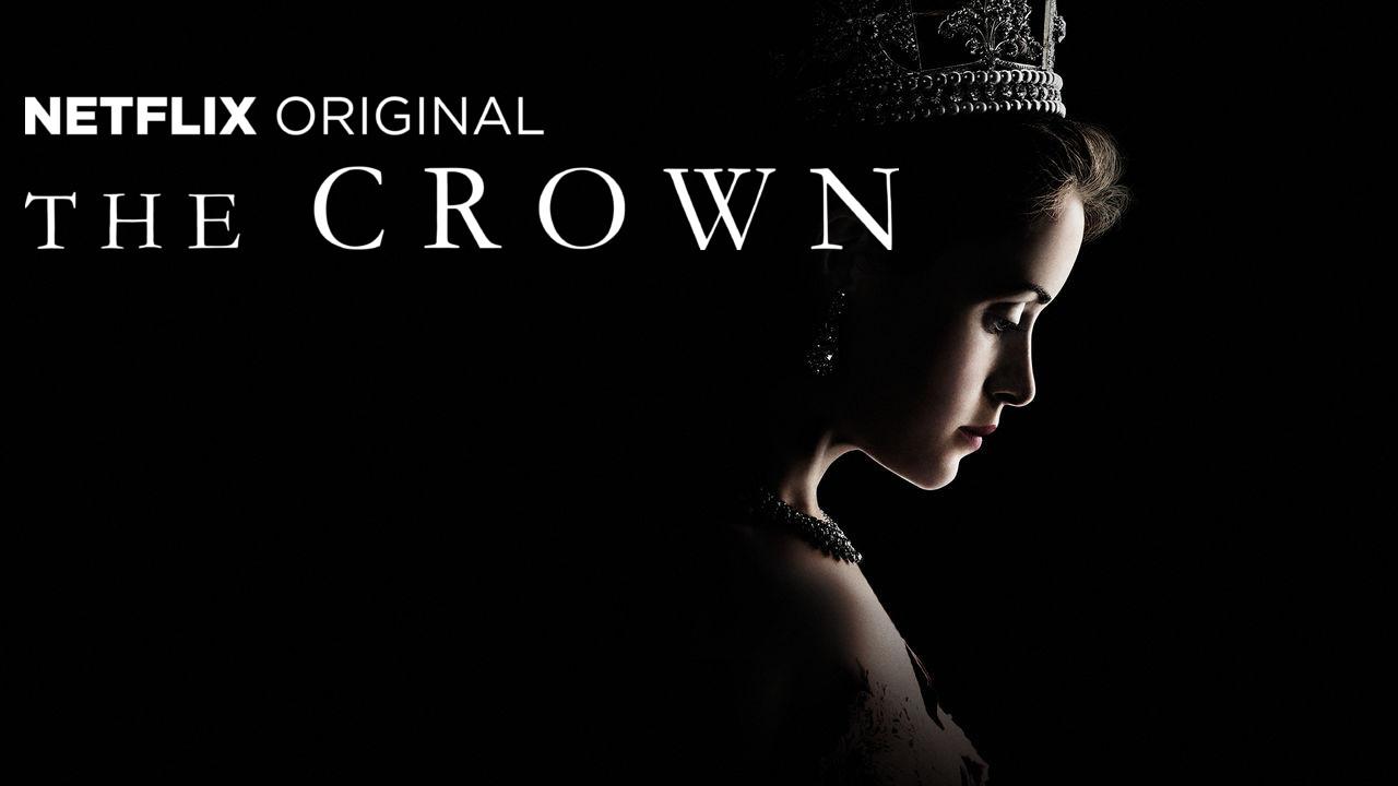 the crown série netflix