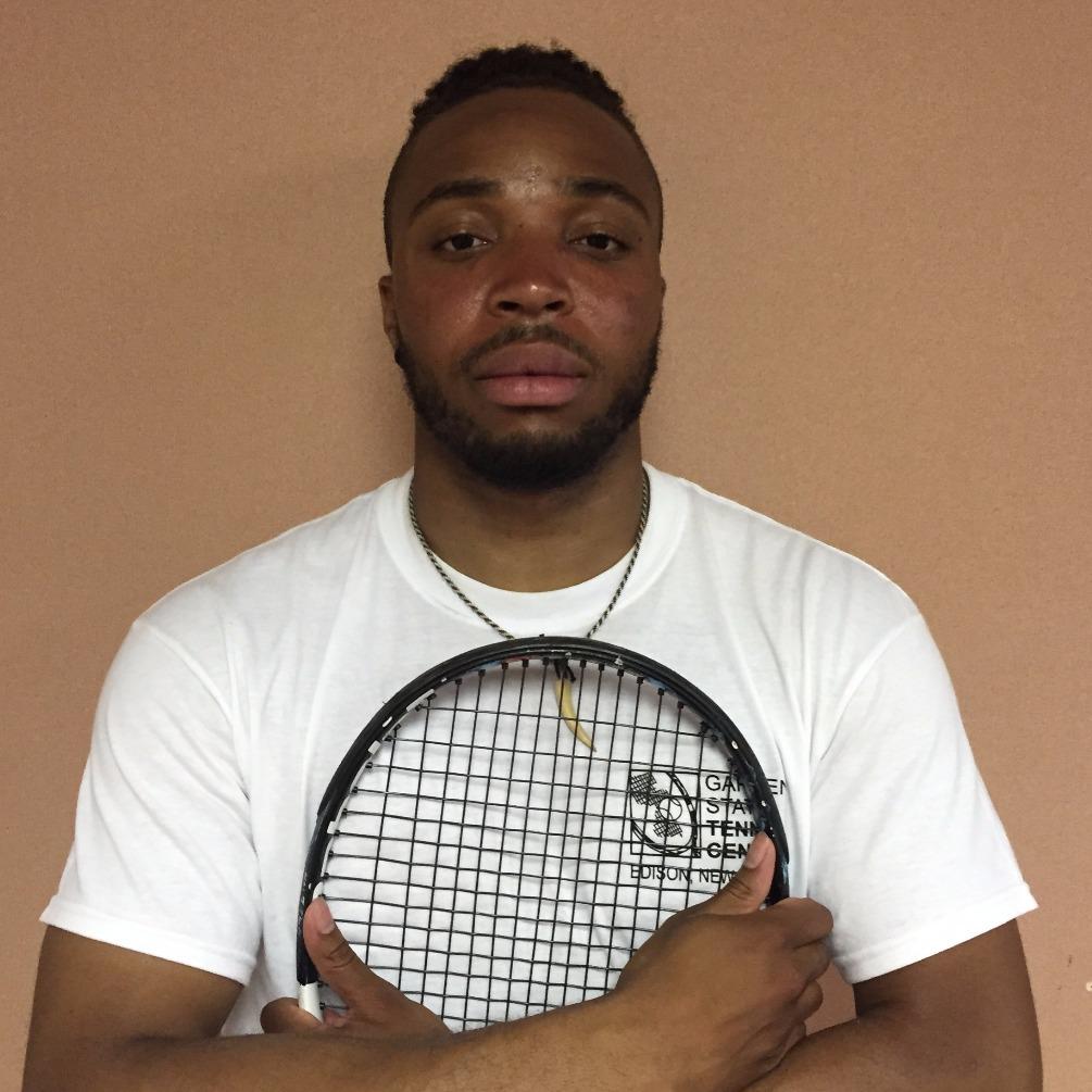 Chidi Gabriel Joins Garden State Tennis Pro Staff   gardenstatetennis