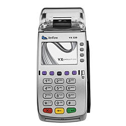 Vx 520 Counter Top