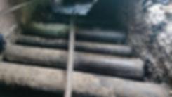 9-管線若被暗溝包覆,亦即管線穿越箱涵暴露在潮濕空氣中,可能造成管線破損,產生安