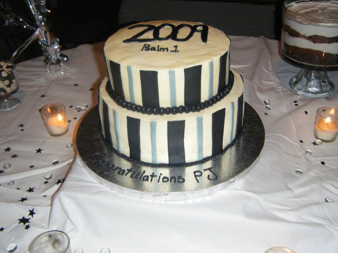 Lynchburg Custom Birthday Cake