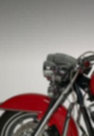 Los faros de motos