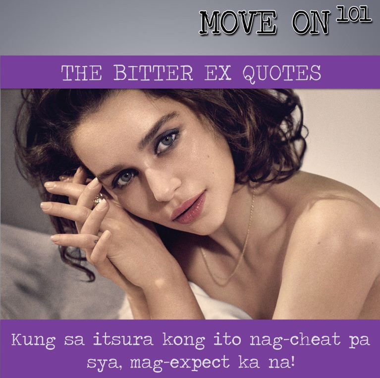 The Bitter Ex Quotes Move On 101
