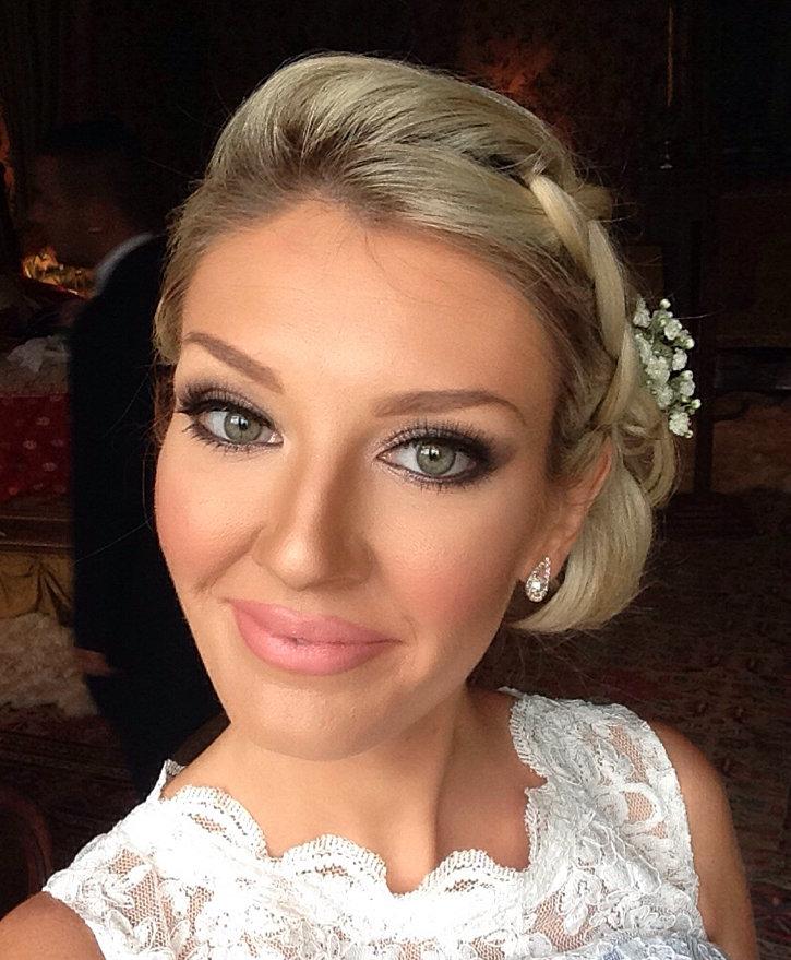 LW Bridal Makeup Artist Nottingham Wedding Bridesmai