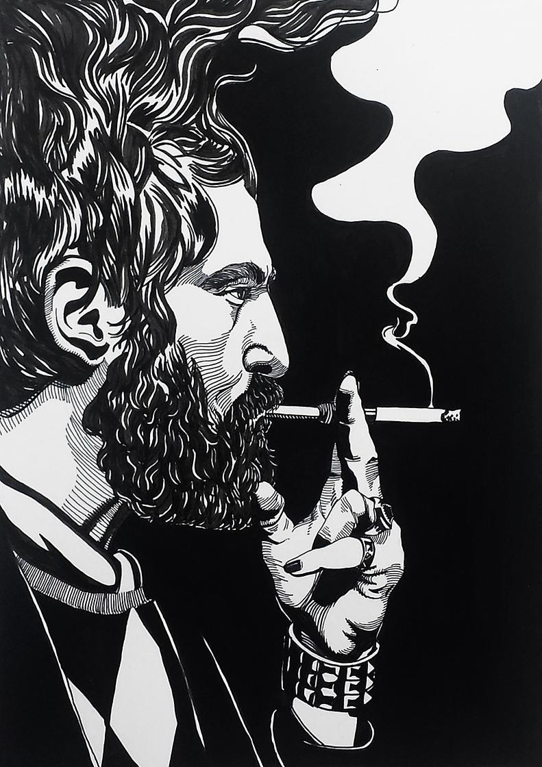 Smoke Ink paper Inspiration pho - ivandisimoni | ello