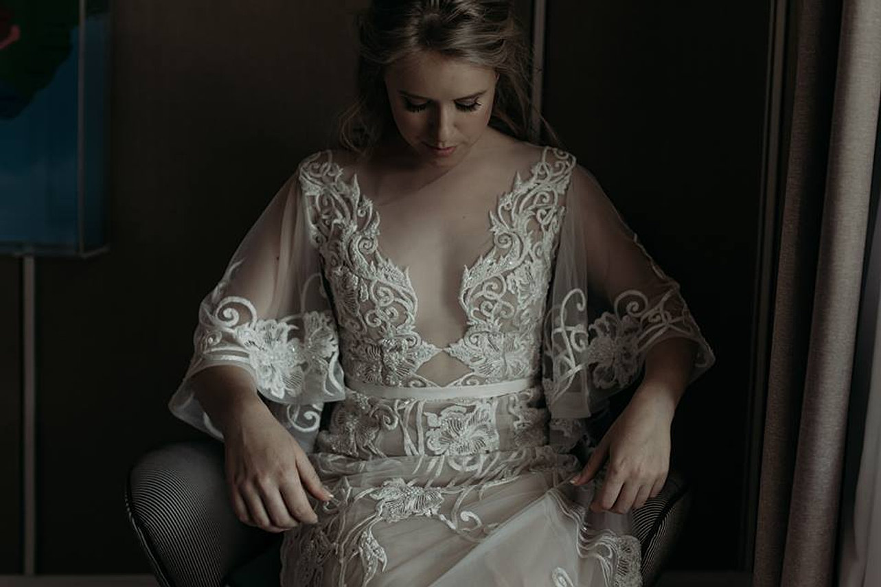 philippa galasso is a wedding dress designer in sydney she designs couture bridal gown and custom wedding dresses shes a fashion designer in sydney