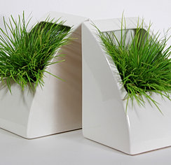 STAK Planter Bookends