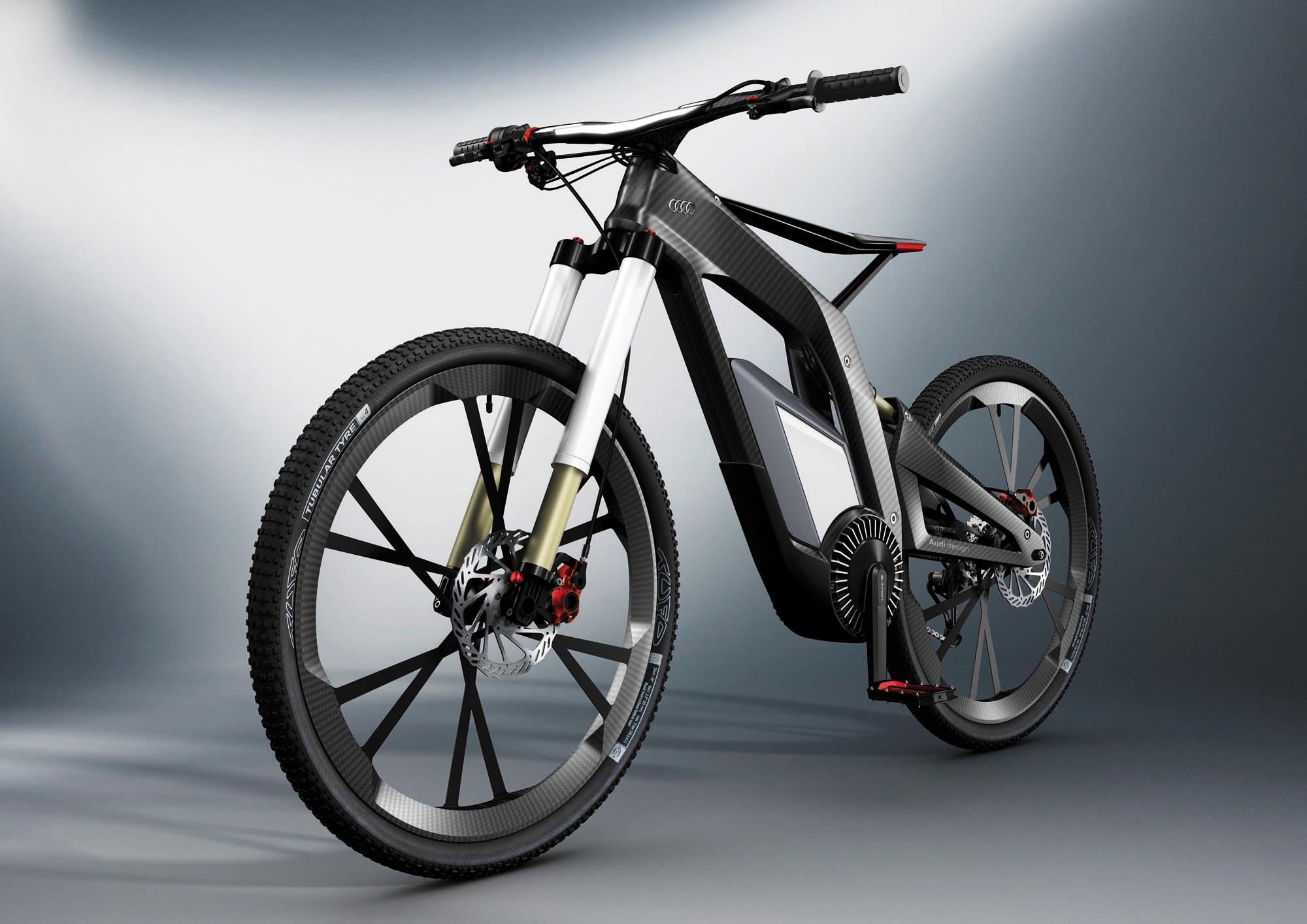 Electric Bikes Audi Electric Bike