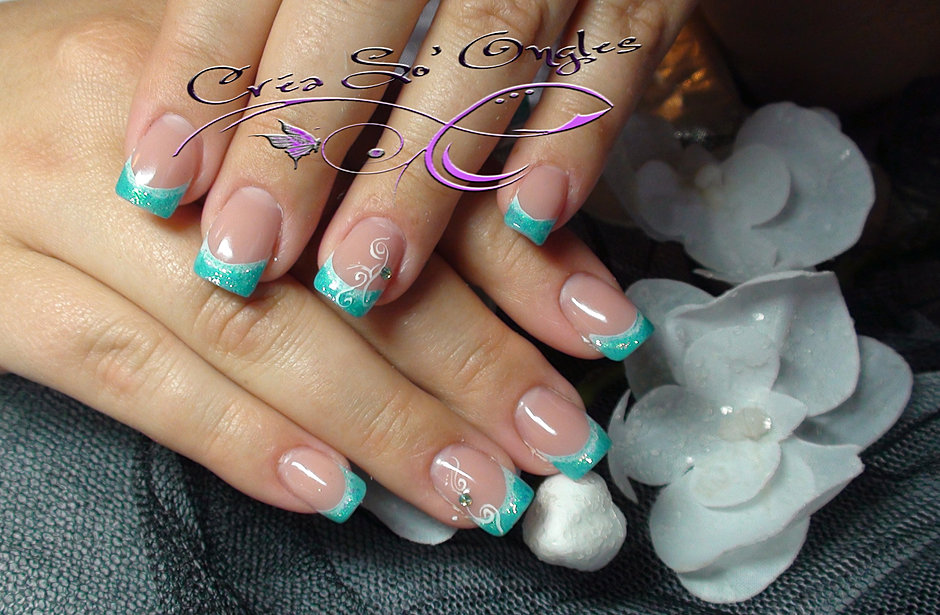 Ongles pieds gel uv for Decoration ongle gel uv