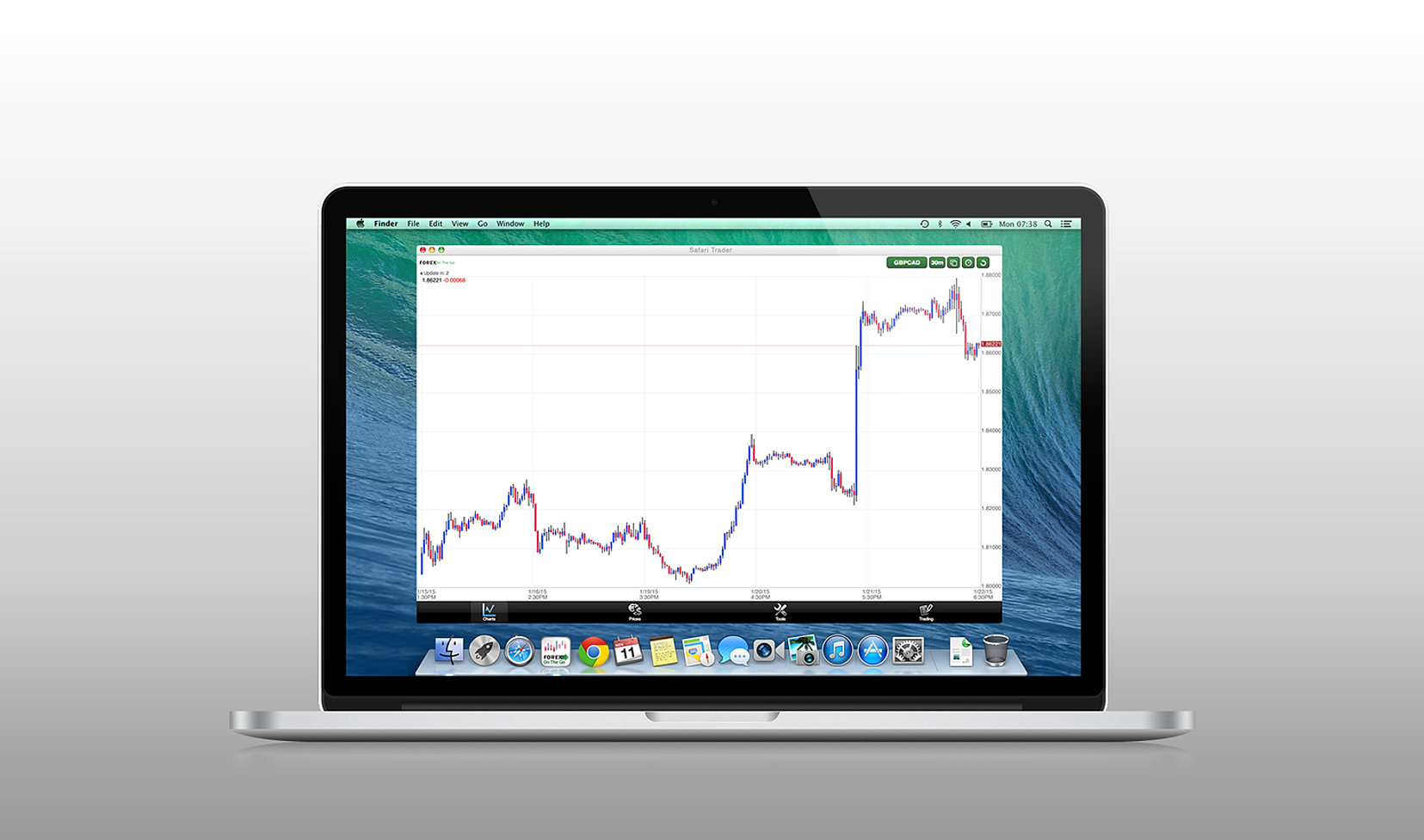 Royal forex trading software
