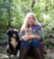 Erika - Pack Leader, Professional Dog Walker & Pet Sitter, Manhattan, KS