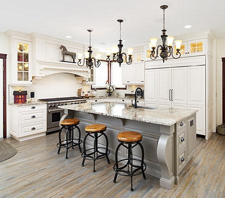 Modern Kitchen Design Calgary: Kelly Muir Interior Design
