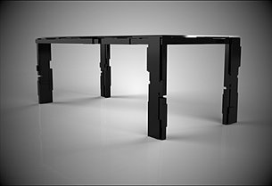 ACTO - DINING TABLE
