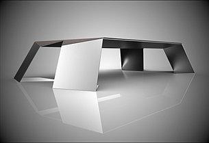 CREASE office desk