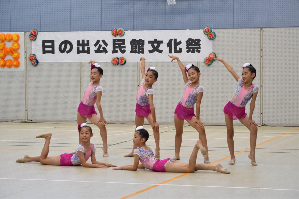 安達 新 体操 クラブ