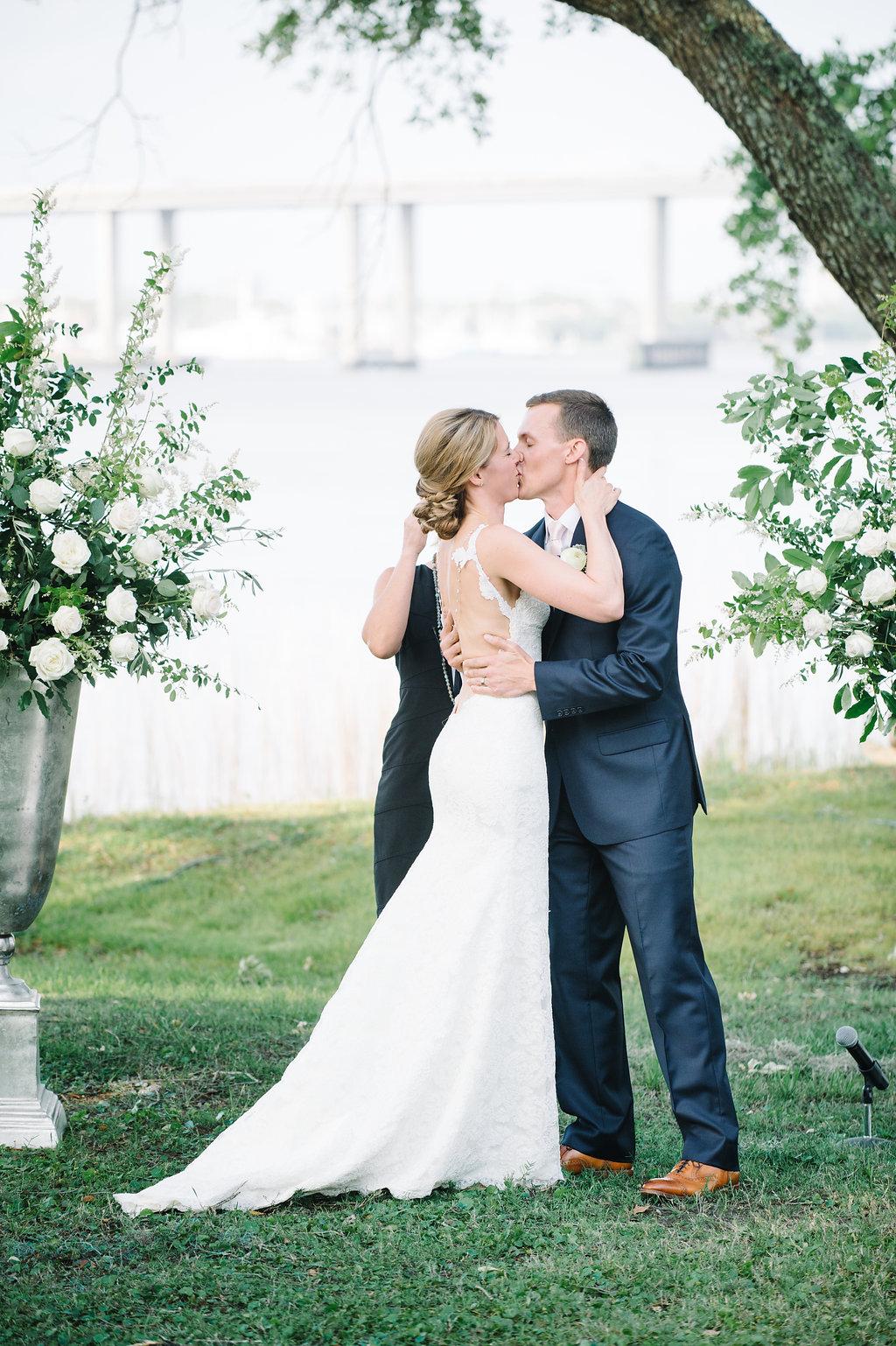 Chad and kira wedding