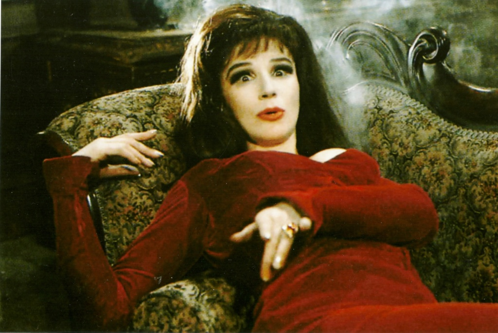 Fenella Fielding Actress News Amp Appearances Carry On