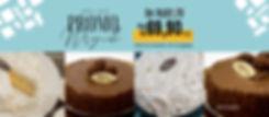 Promoção Magrello de Tortas Aniversário